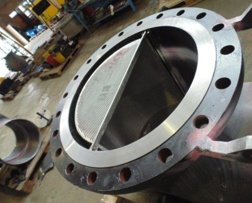 Fabrication & Strainers
